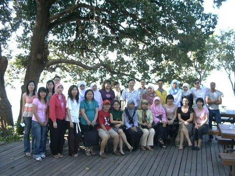 gnosis hearing conference, damai resort kuching