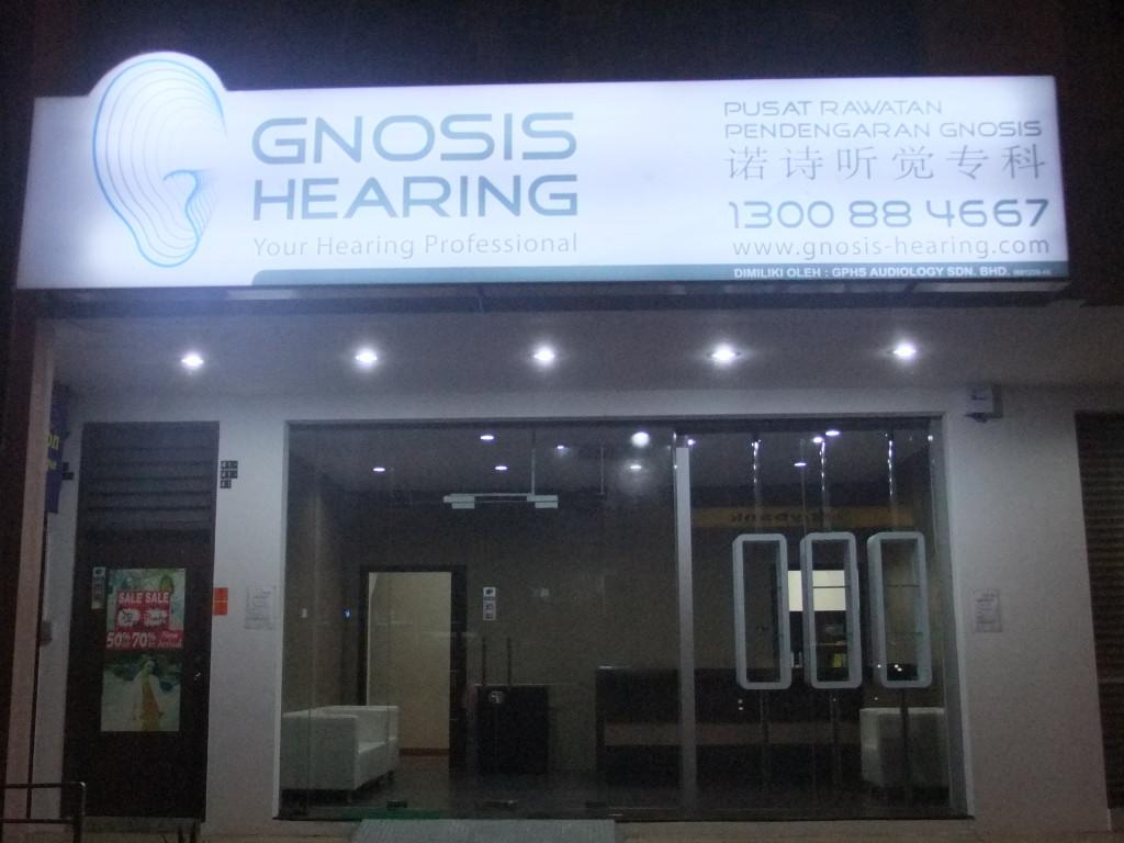gnosis hearing johor bahru