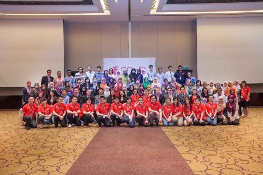 20db rebranding audiology conference kuala lumpur