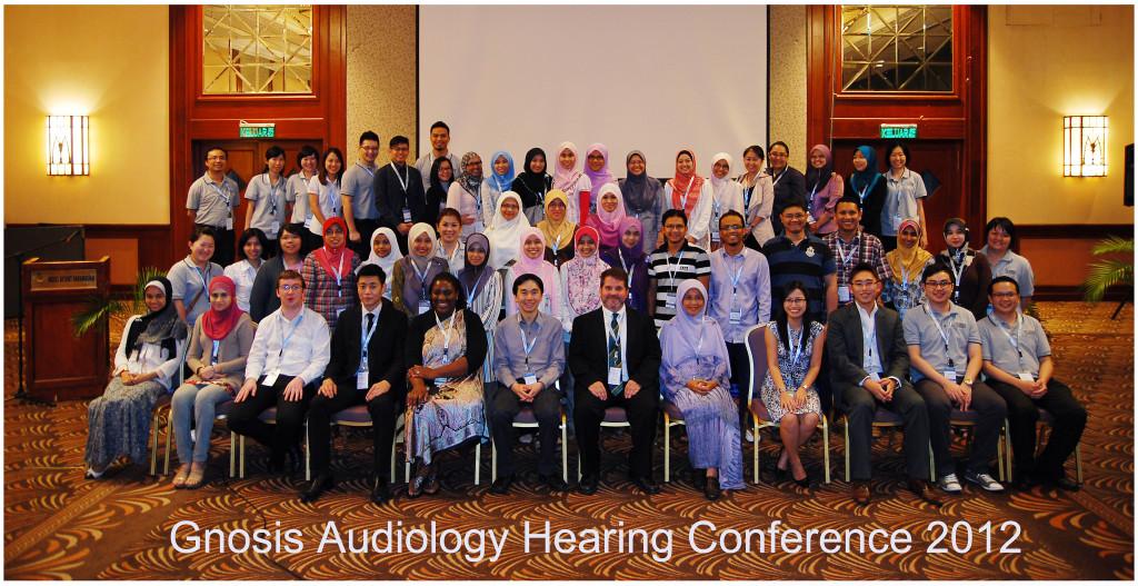 Gnosis Hearing kota kinabalu audiology conference